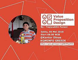 Event: Value Proposition Design – GresikDev Community Meet Up