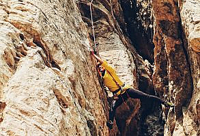 Rock Climbing and entreprenuership